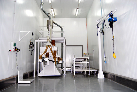 Cleanroom fabrication